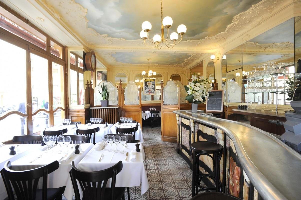 Restaurant Le Chardenoux Paris