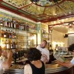 Restaurant Clown Bar 114, rue Amelot à Paris le 12/06/2014 Photo Jean-Christophe MARMARA/Le Figaro