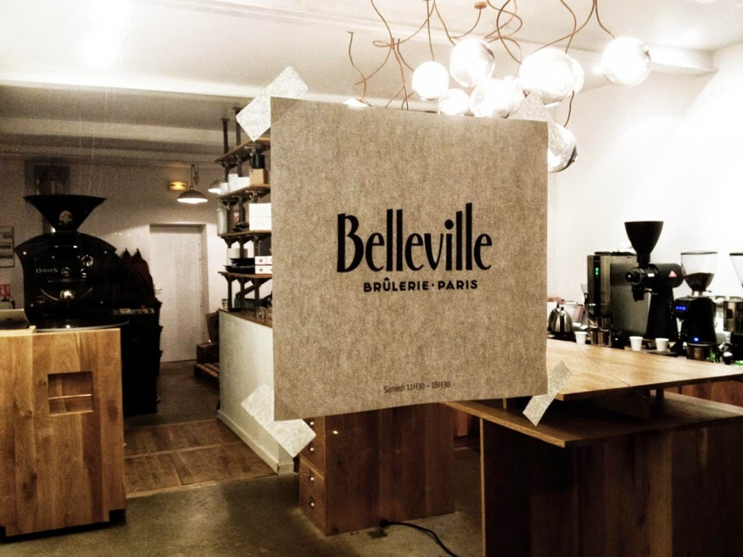Belleville roastery paris east village for Food bar blayney