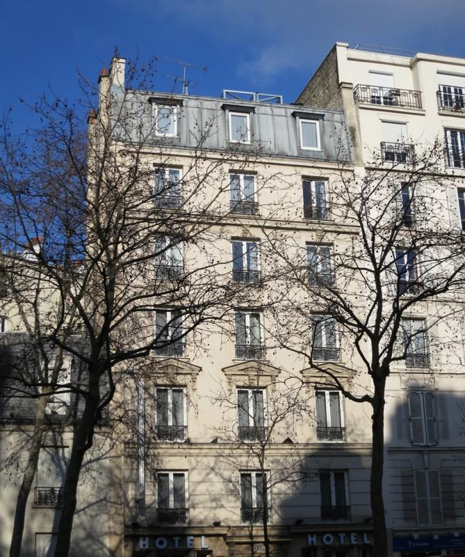 Hotel Quartier Bercy Paris