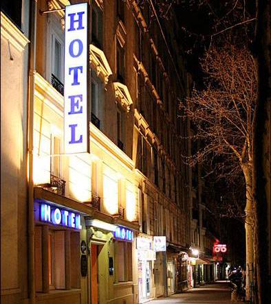 Grand Hotel Dor 233 Paris East Village