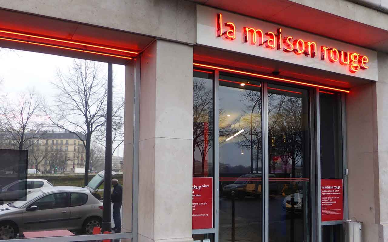 La Maison Rouge – Paris East Village